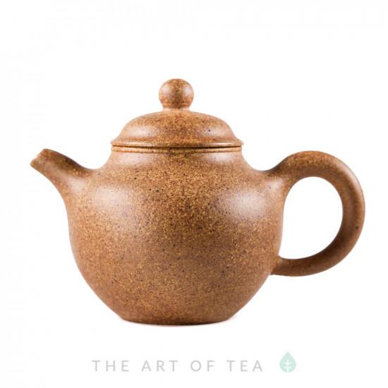 Чайник из исинской глины т289, 150 мл