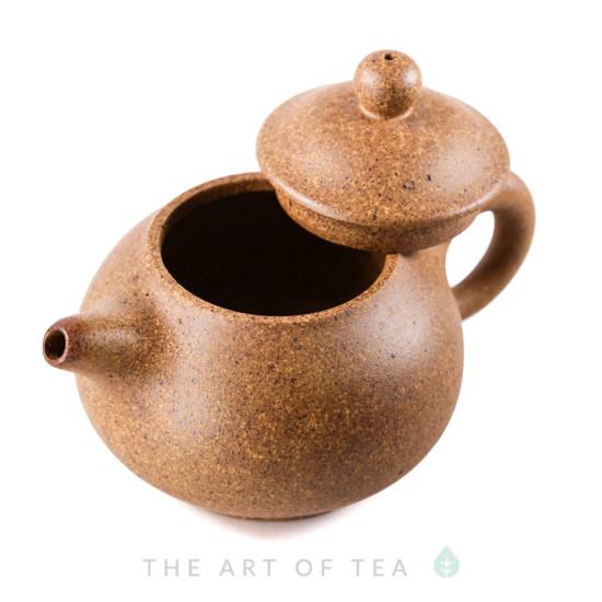 Чайник из исинской глины т286, 140 мл