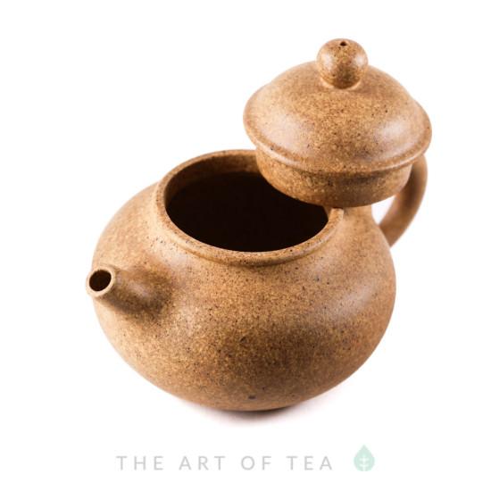 Чайник из исинской глины т288, 145 мл