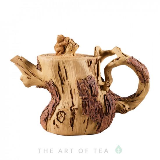 Чайник из исинской глины т303, 215 мл
