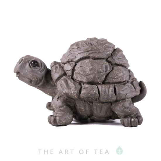 Фигурка Черепаха, исинская глина