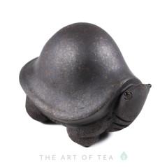 Чайная фигурка Черепаха-шляпа, глина