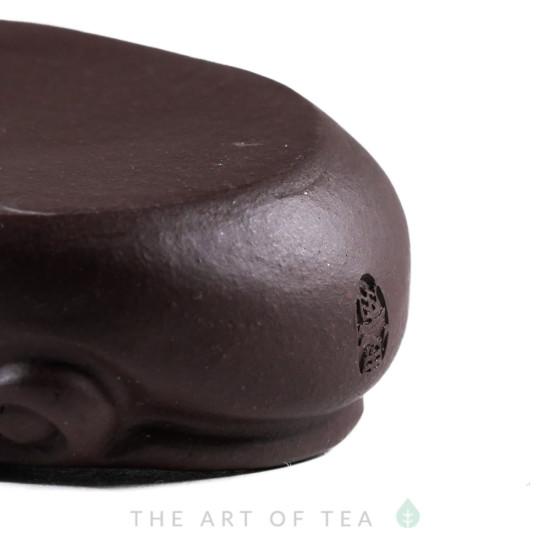 Чайная фигурка Дракон на мешке, глина