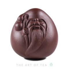 Чайная фигурка Мудрый старец, глина