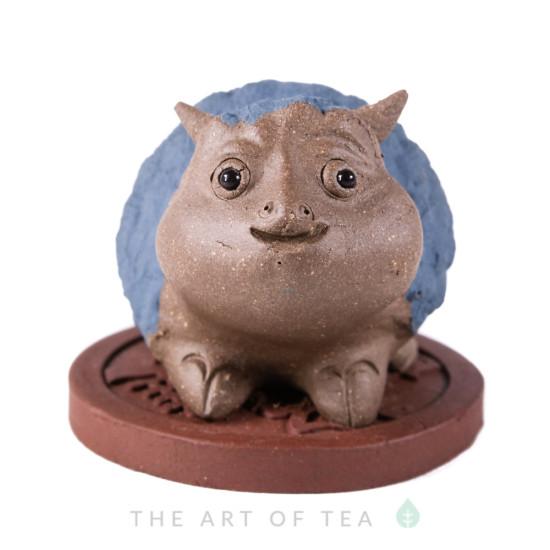 Чайная фигурка Козлик, глина