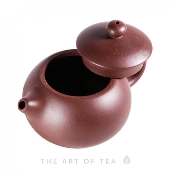 Чайник из исинской глины т307, 100 мл
