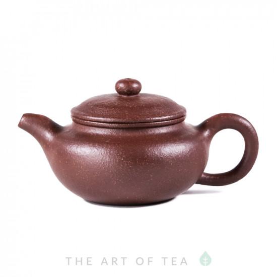 Чайник из исинской глины т306, 210 мл