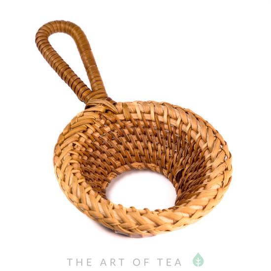 Сито плетёное, ротанг