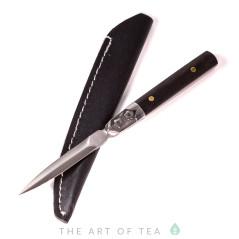 Нож для пуэра, сталь