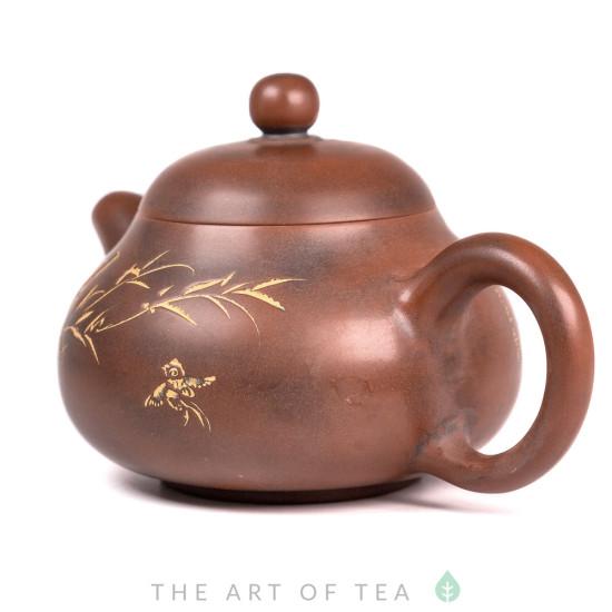 Чайник с107, циньчжоуская керамика, 180 мл