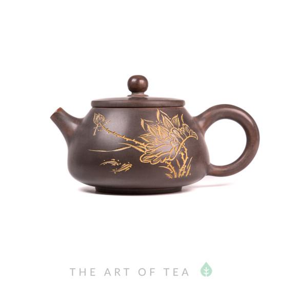 Чайник с106, циньчжоуская керамика, 180 мл