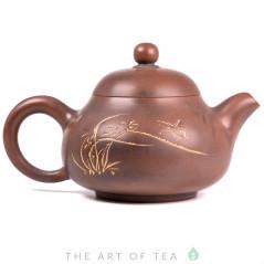 Чайник с105, циньчжоуская керамика, 180 мл