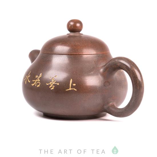 Чайник с108, циньчжоуская керамика, 180 мл