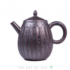 Чайник к122, чёрный, керамика, 115 мл