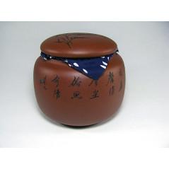 Чайница, исинская глина, 500 мл