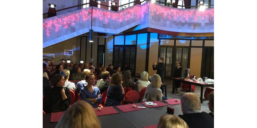 Мы провели церемонию на 80 человек для Сбербанка!