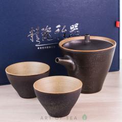 Набор посуды s82, японский стиль, 3 предмета