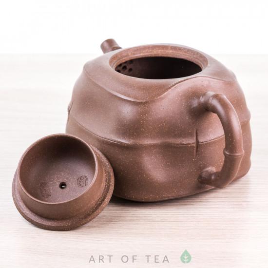 Чайник из исинской глины т522, 190 мл
