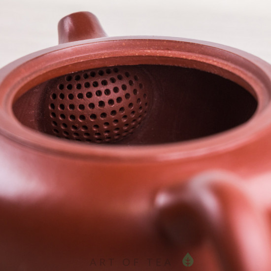 Чайник из исинской глины т529, 130 мл