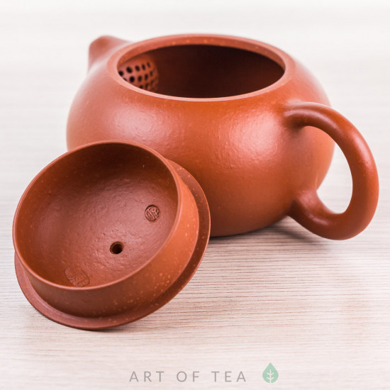Чайник из исинской глины т528, 80 мл
