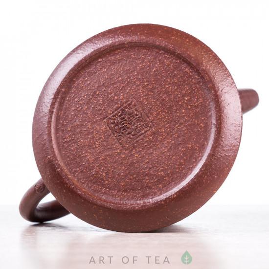 Чайник из исинской глины т586, 170 мл