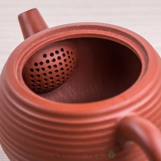 Чайник из исинской глины т563, 110 мл