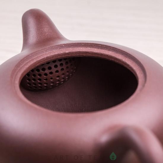 Чайник из исинской глины т615, 130 мл