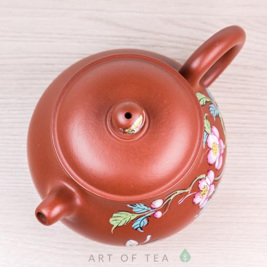 Чайник из исинской глины т562, 110 мл