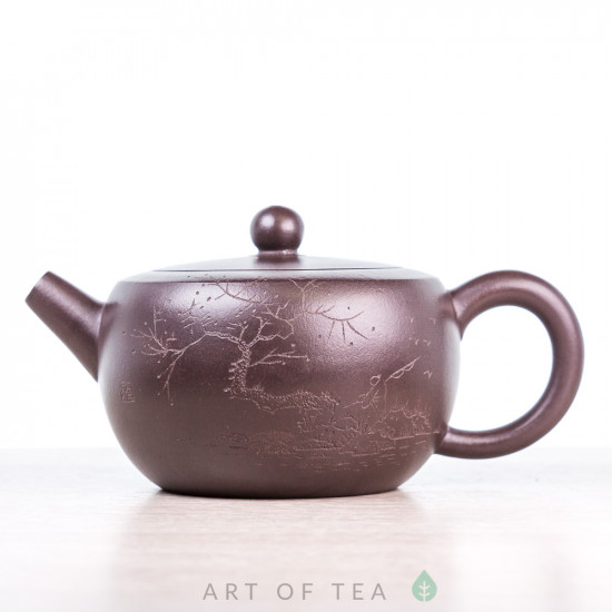 Чайник из исинской глины т610, 190 мл