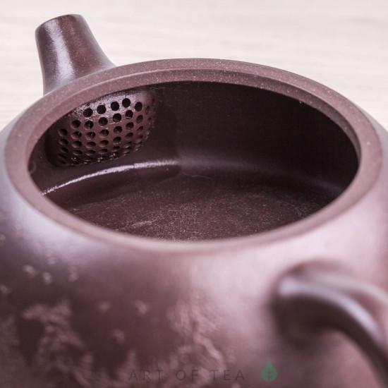 Чайник из исинской глины т614, 110 мл