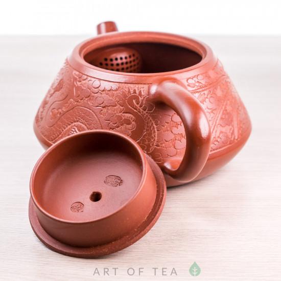 Чайник из исинской глины т606, 190 мл