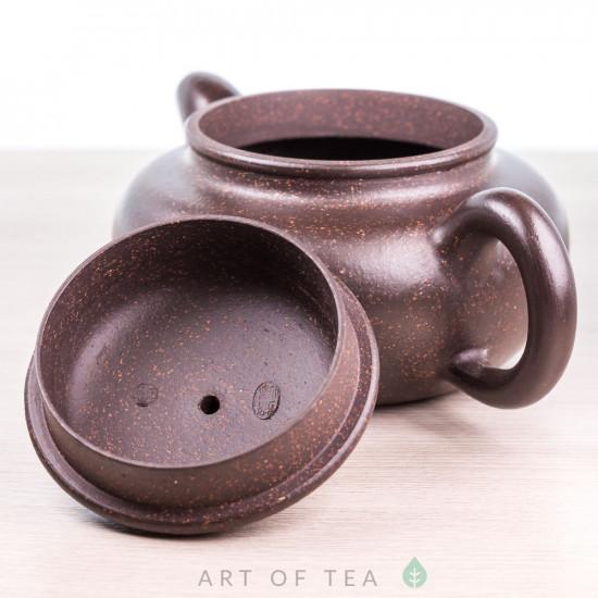 Чайник из исинской глины т599, 200 мл