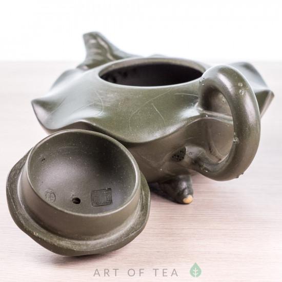 Чайник из исинской глины т598, 135 мл