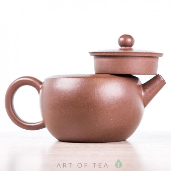 Чайник из исинской глины т604, 195 мл