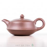 Чайник из исинской глины т584, 210 мл