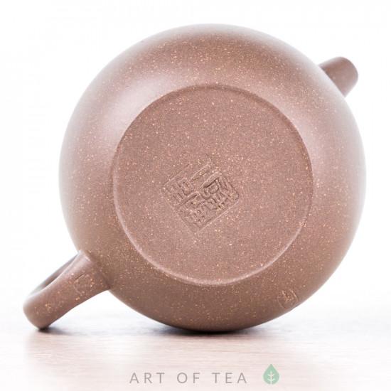 Чайник из исинской глины т578, 170 мл