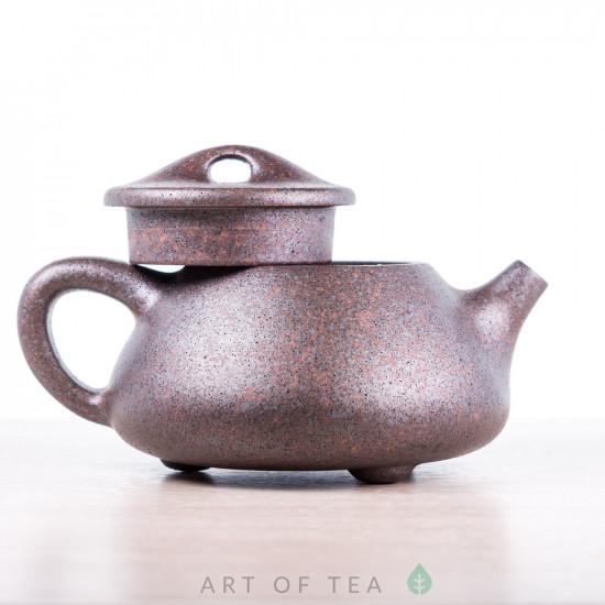 Чайник из исинской глины т583, 220 мл