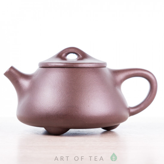 Чайник из исинской глины т549, 220 мл