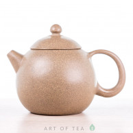 Чайник из исинской глины т566, 180 мл