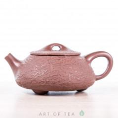 Чайник из исинской глины т551, 180 мл
