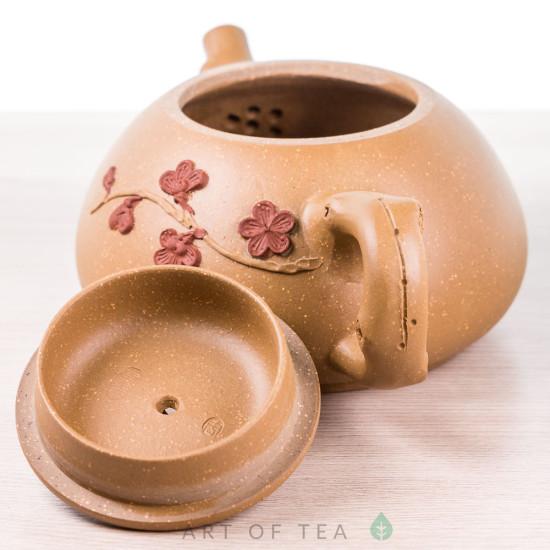 Чайник из исинской глины т571, 300 мл