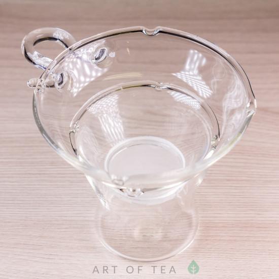 Сито на подставке, стекло