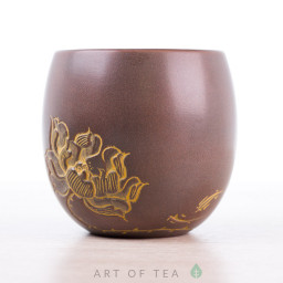 Пиала 693, циньчжоуская керамика, 100 мл