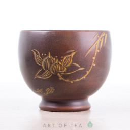 Пиала 690, циньчжоуская керамика, 80 мл