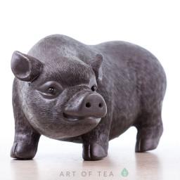 Фигурка Свин, ручная работа, 18 см