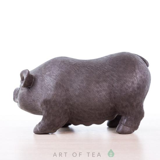 Фигурка Свинка, ручная работа, 17 см