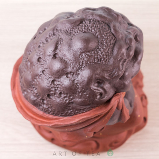 Фигурка Дзен жаба, ручная работа, 11 см