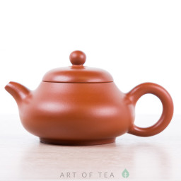 Чайник из исинской глины т541, 100 мл