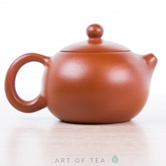Чайник из исинской глины т532, 110 мл