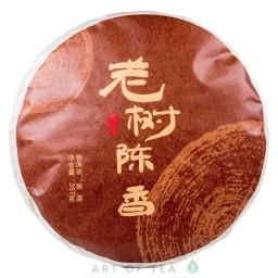 Лао Шу Чень Сян, 2014 г, блин 357 гр